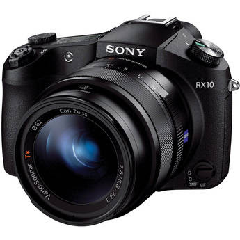 Sony DSC-RX10 20.2MP, Zeiss 24-200mm f/2.8 Lens, WiFi, NFC