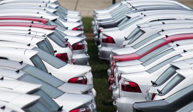 Produção de veículos caiu 21,2% no 1º semestre de 2016 (Foto: Roosevelt Cassio/Reuters)