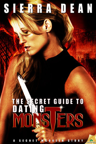 The Secret Guide to Dating Monsters (Secret McQueen 0.5)