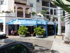 """Restaurant """"Le DCP"""", St Gilles les Bains"""