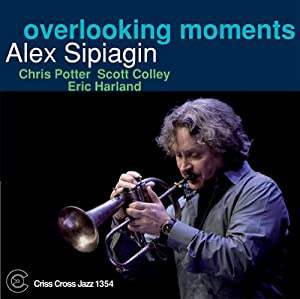 Alex Sipiagin - Overlooking Moments  cover