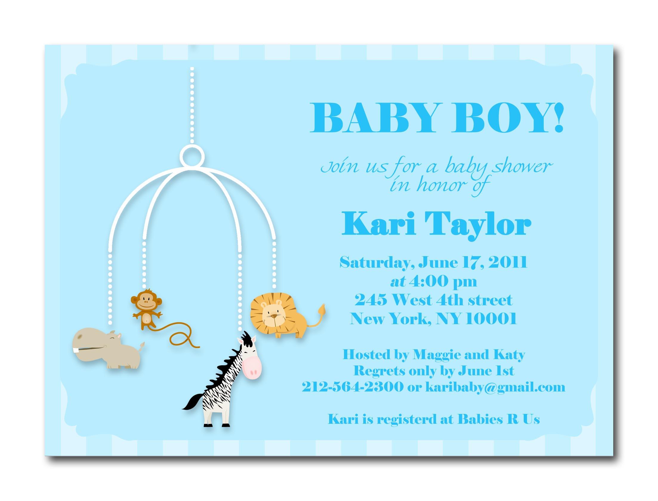 Baby Boy Shower Invites2