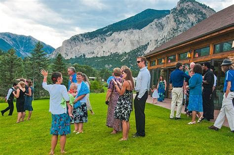 Colorado's best outdoor wedding venue is the Pavilion