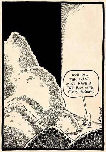 Laugh-Out-Loud Cats #2383 by Ape Lad