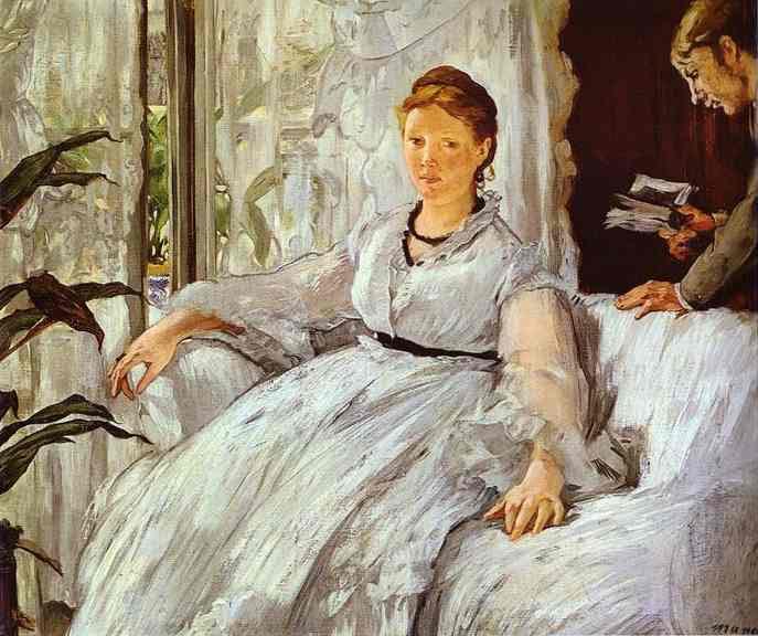 Resultado de imagem para obras de Manet
