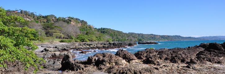 Montezuma sur la péninsule Nicoya