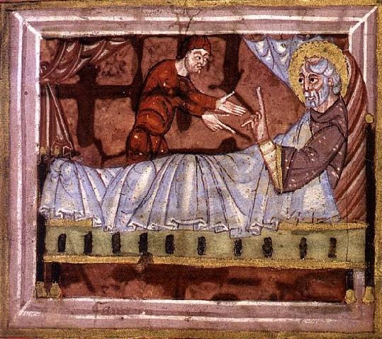 Saint Omer, Evêque de Thérouanne
