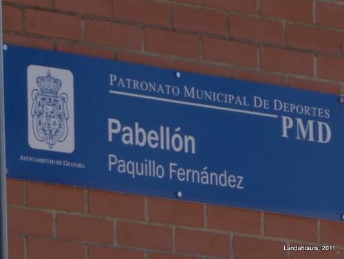 Pabellón Paqullo Fernández