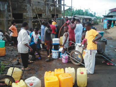 Thirst in abundance: Lagos water crisis stokes anger, desperation