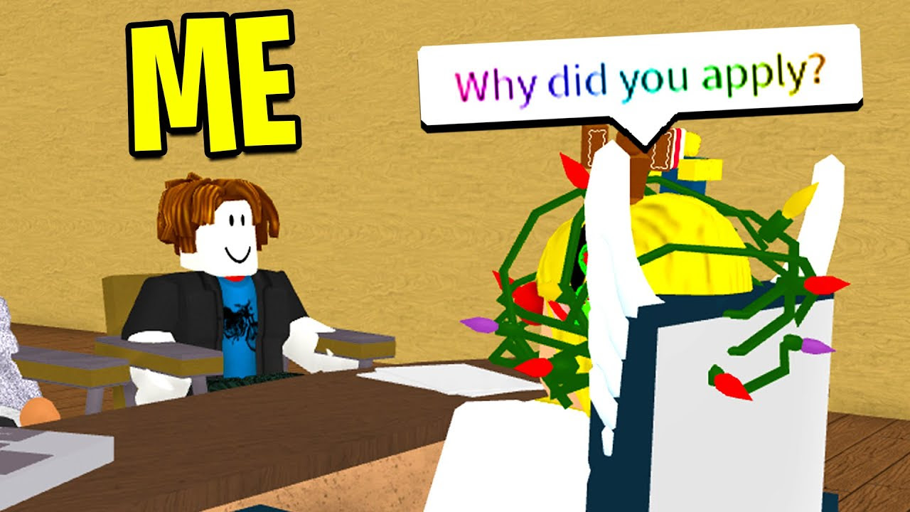 Denying People Roblox Jobs Interviewing Videonovostink - denying people roblox jobs interviewing