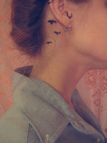 gorgeous ear tattoos ideas designs girls blogrope