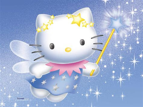 wallpaper  kitty imut  lucu