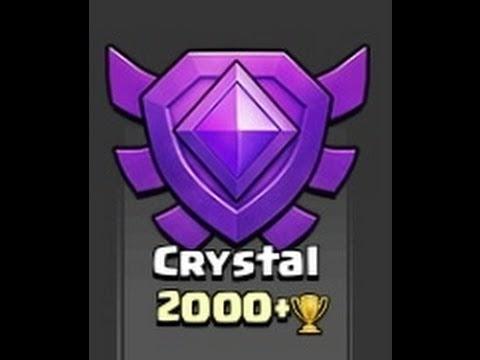 League Crystal III COC