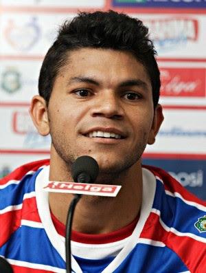 Jackson chegou buscando titularidade no Fortaleza (Foto: Viviane Pinheiro / Ag. Diário)