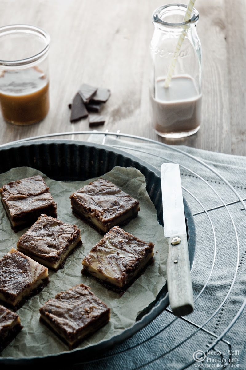 Salted Caramel Chocolate Brownies (15)