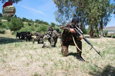 20% αύξηση  στους μισθούς των  αξιωματικών και πληρωμή υπερωριών! Στη Τουρκία...