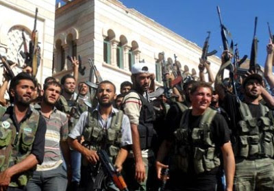 "Obama's Latest Effort to Enter Syria War Is A Pledge to Train ""Small Group"" of Rebels"