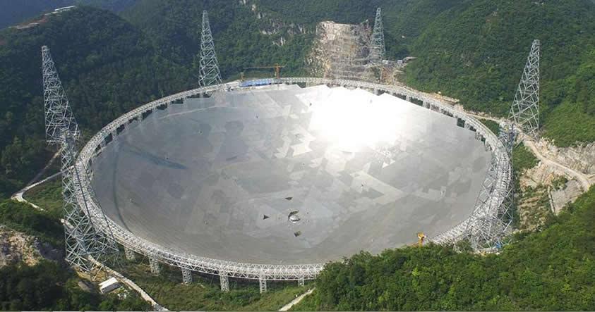 ¿Está China creando un peligro para la Tierra al buscar vida extraterrestre a gran escala?