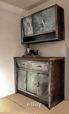 Steel Kitchen Cabinets Vintage Vintage Kitchen Blog