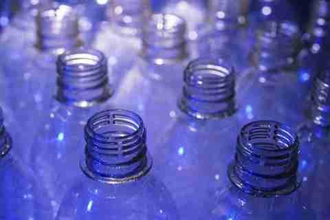 Τα πλαστικά μπουκάλια