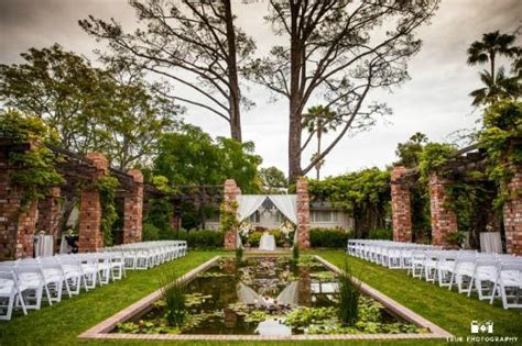 Ceremony around the lily pond.   Picture of Belmond El