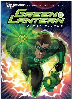 Green Latern: First Flight