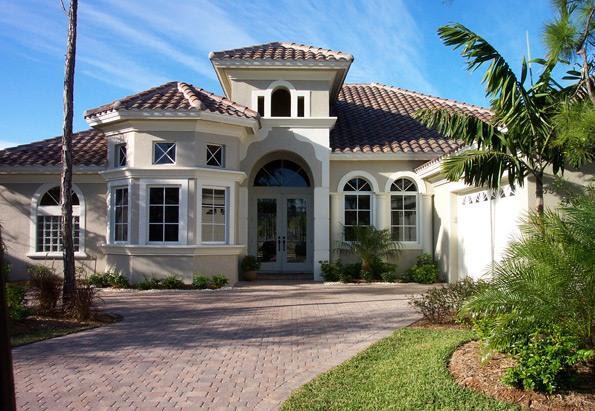 Mediterranean House Plans | Best Home & Floor Plan Designs