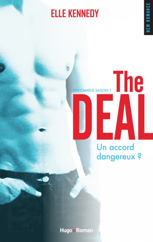 Couverture Off-Campus, tome 1: The Deal
