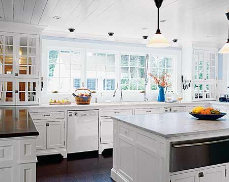 Custom kitchen renovaton with modern amenities