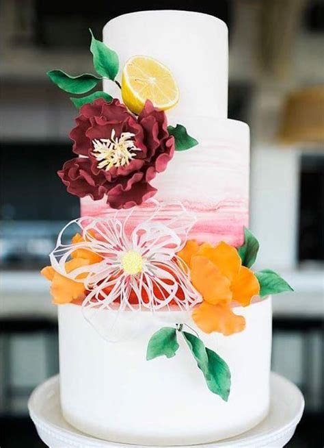 Best Wedding Cakes in Montreal   ElegantWedding.ca