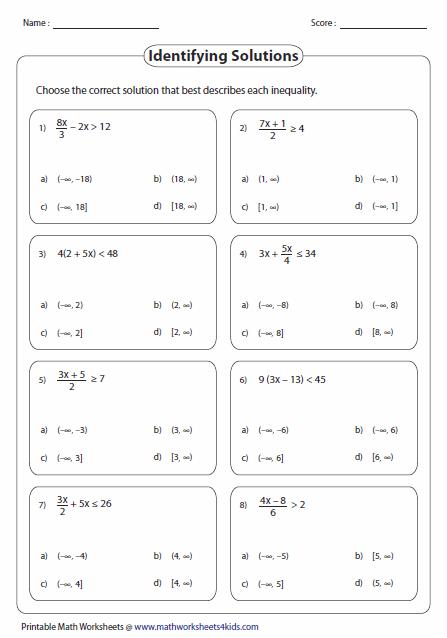 Solving Multi Step Equations Worksheet 8th Grade  lesson 7 2 solving multi step equations