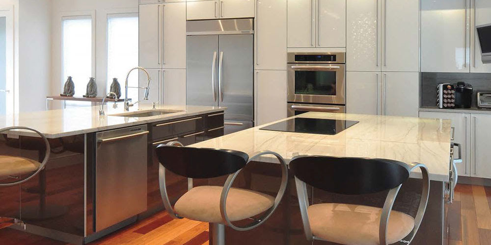 Modern Kitchen Design & Cabinetry Westchester | KBS ...