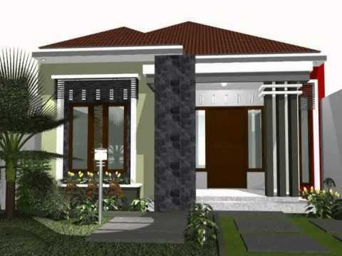 Rumah Minimalis Tampak Depan Dengan Batu Alam Terbaru - Desain Rumah  Minimalis