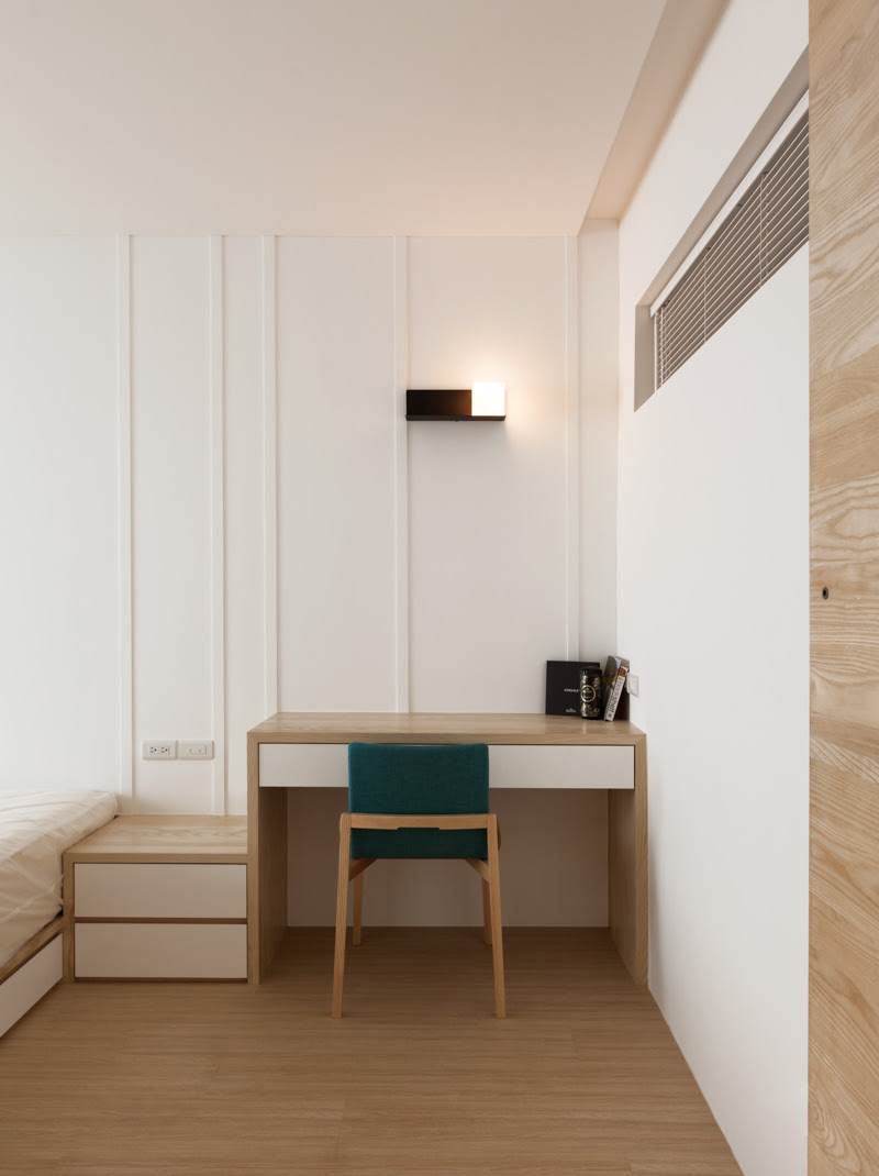 Study Table Design Interior Design Ideas