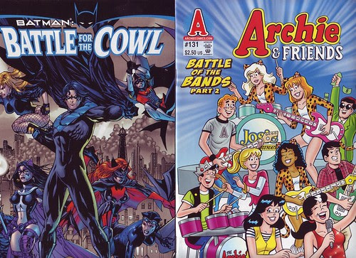 DC and Archie Comics