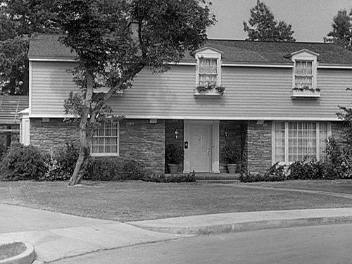 Cleaver House Floor Plan House Plan