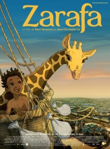 Download Zarafa (2012) BluRay 720p 500MB Ganool