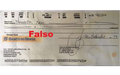 Laranjeiras - Prefeito Berto Silva é alvo de estelionatários