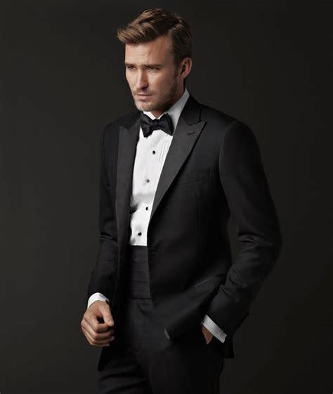 men  dress   black tie dress code
