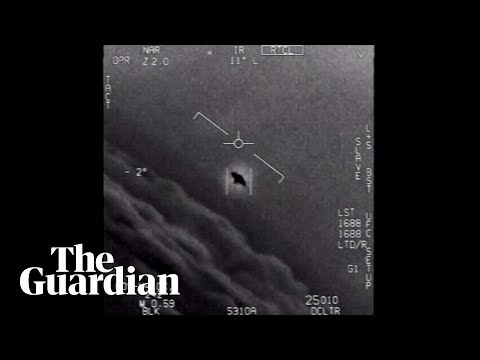 Flying plates are true .. America has confirmed 3 videos! | UFO or UAP