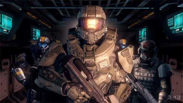 Halo 4 tem inovações no multiplayer (Foto: Divulgação) (Foto: Halo 4 tem inovações no multiplayer (Foto: Divulgação))
