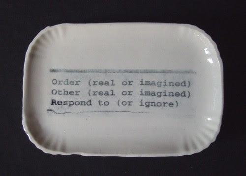 Order (Real or Imagined)