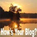 How's Your Blog?