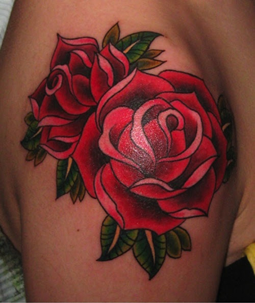 20 Rose Tattoos Tattoocom