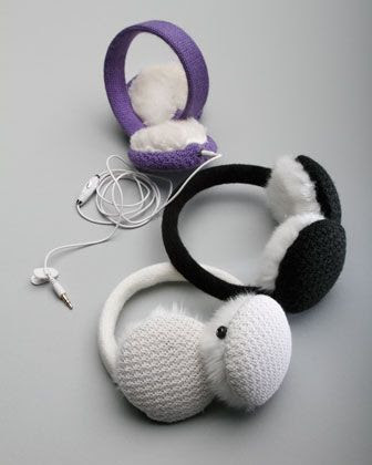 FUNK-tional Wired Headphone Earmuffs