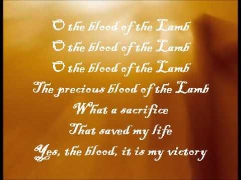 Oh The Blood Of Jesus Lyrics Kari Jobe