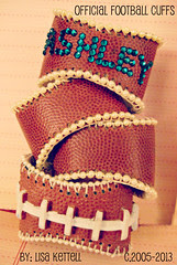 Official Football Cuffs