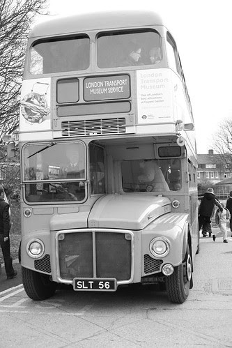 Routemaster Bus by Digital Story