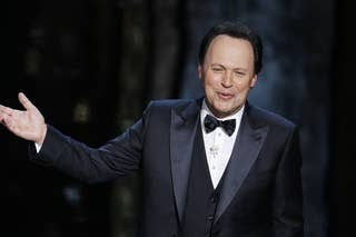 Even Billy Crystal Thought This Year's Oscars Were Bad