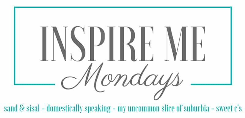 Inspire me mondays link party